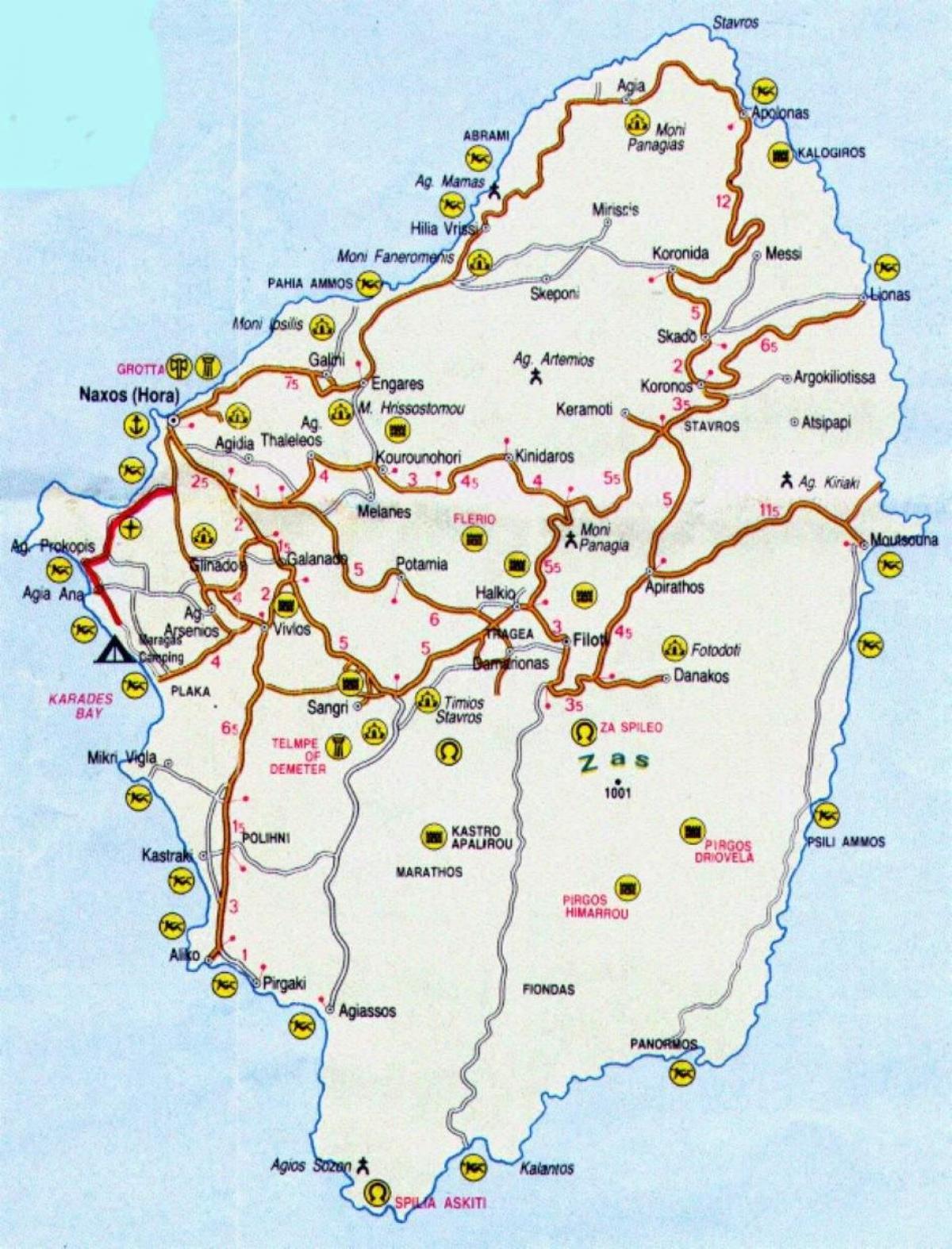 Patras Grecia Hartă Harta Patras Grecia Europa De Sud Europa
